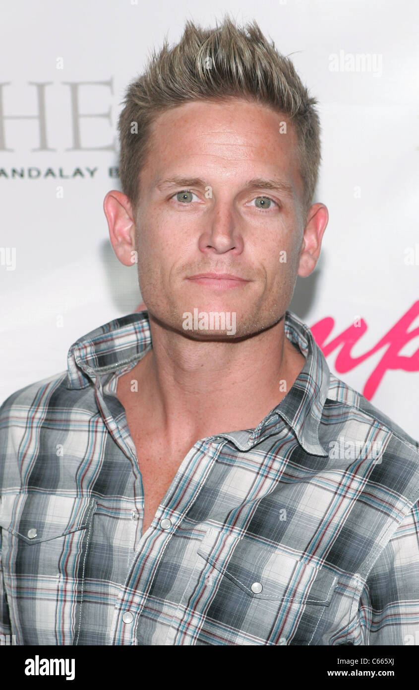 Damian Whitewood in attendance for PRIMP Clothing Spring 2011 Collection at miX Lounge, Mandalay Bay Hotel & - Stock Image