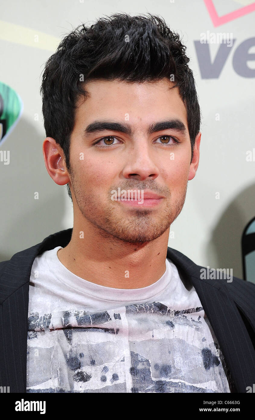 Joe Jonas at arrivals for CAMP ROCK 2 - THE FINAL JAM Premiere, Alice Tully Hall, Lincoln Center, New York, NY August - Stock Image