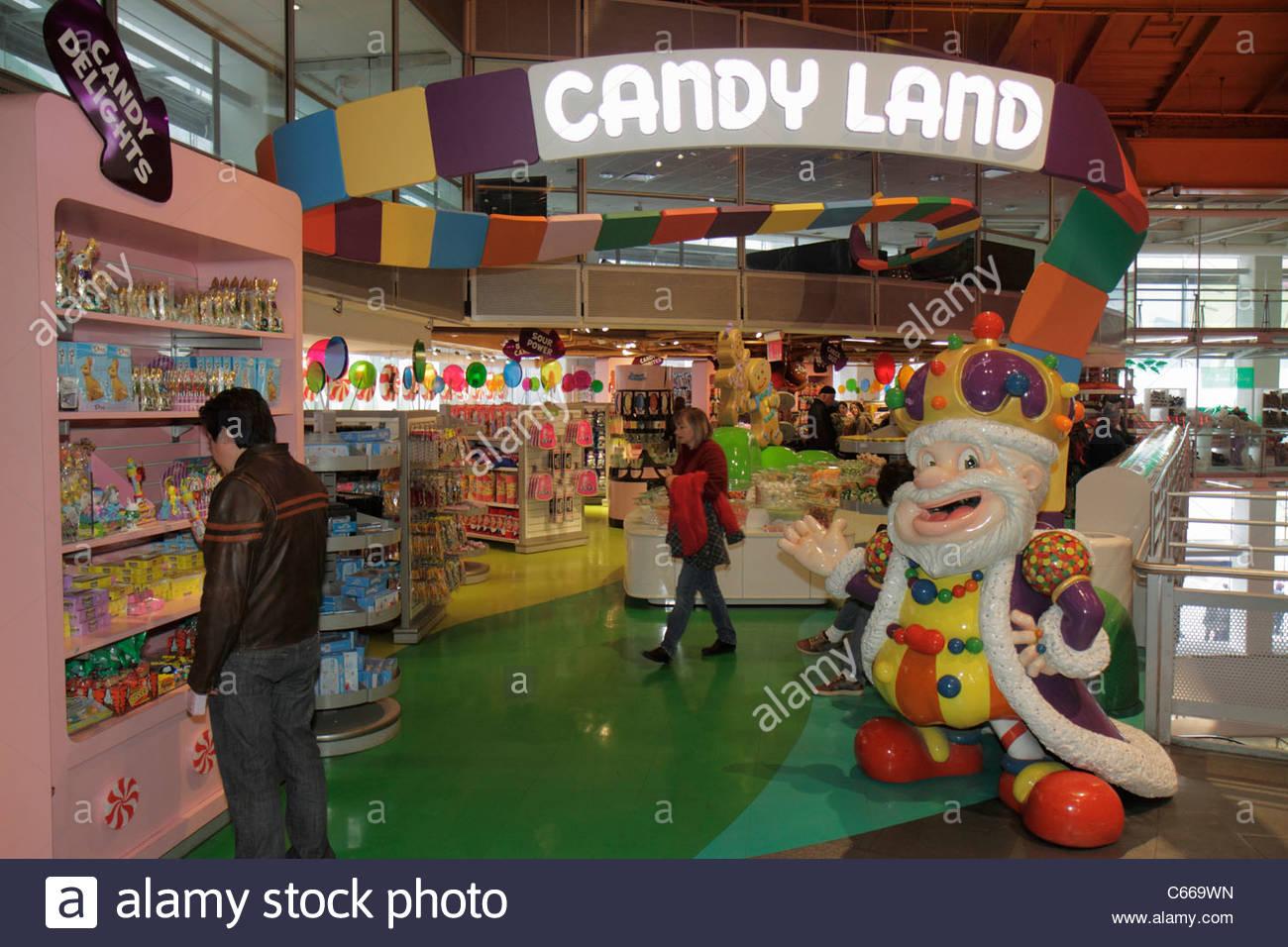 Manhattan New York City NYC NY Midtown Times Square Toys R Us Stock ...