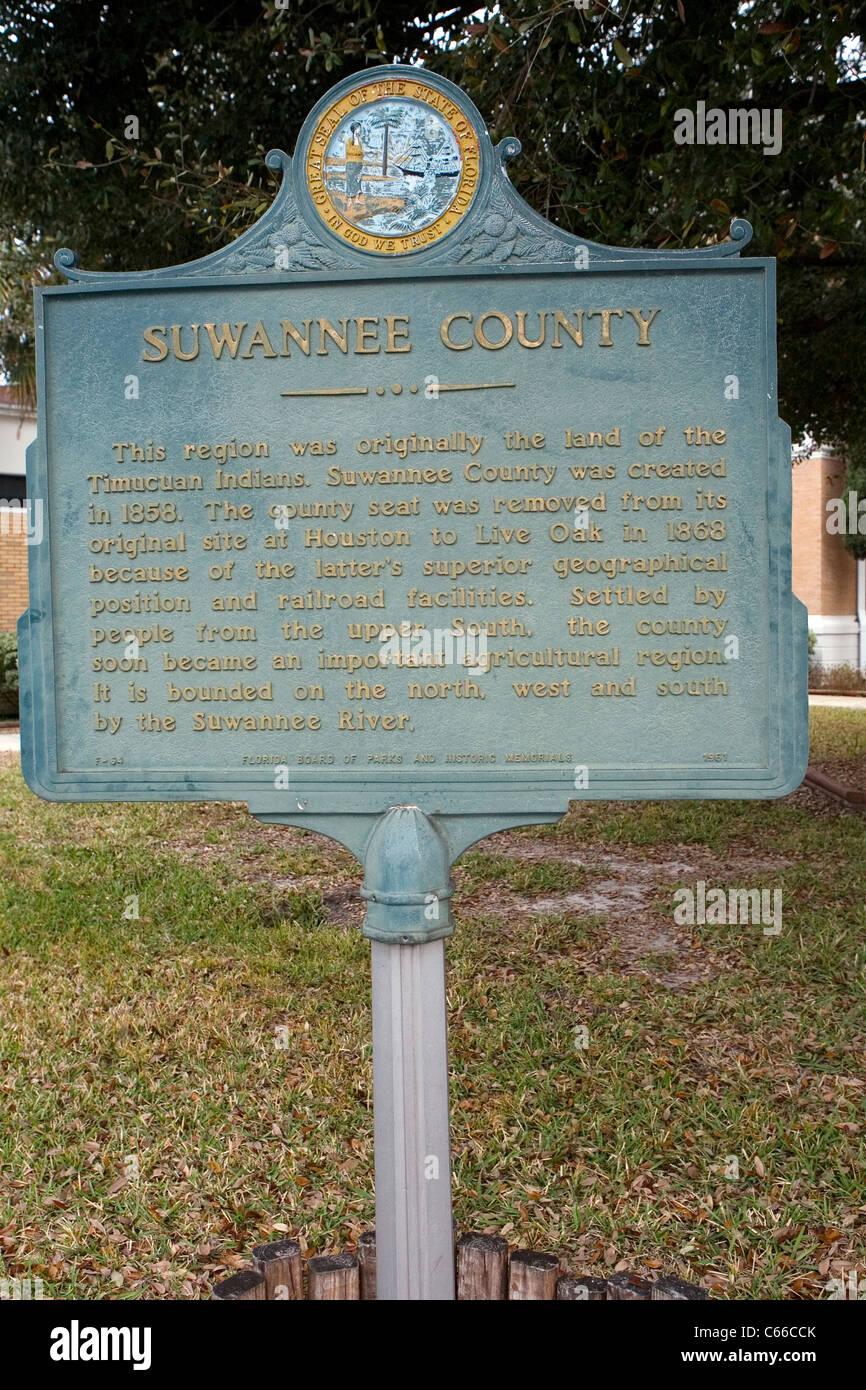 Suwannee County Stock Photos & Suwannee County Stock Images