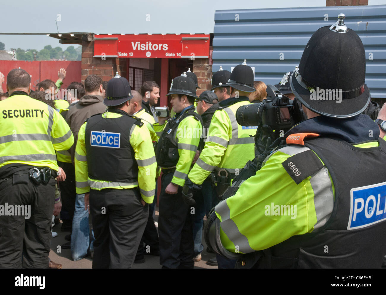 The operation by Devon and Cornwall Police to prevent