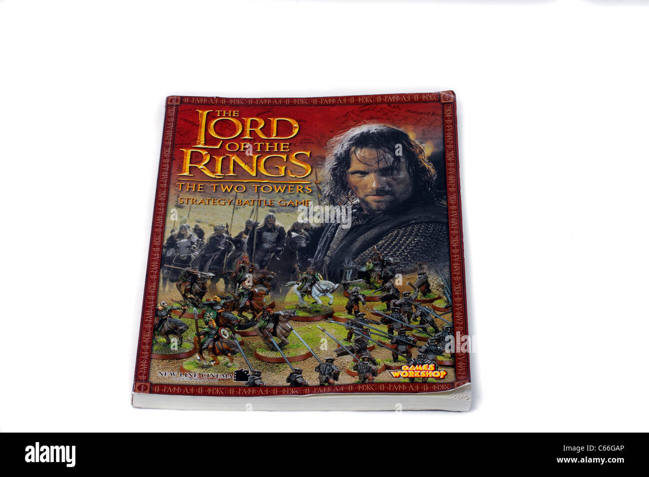 Lord of the Rings Games Workshop - Warhammer Lord of the