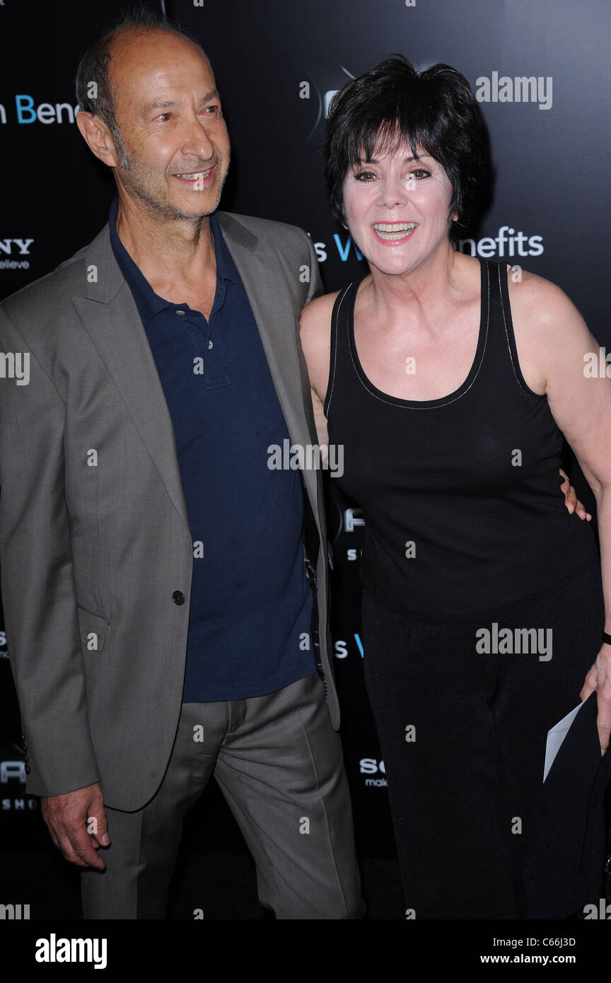 Joyce DeWitt at arrivals for FRIENDS WITH BENEFITS Premiere, The Ziegfeld Theatre, New York, NY July 18, 2011. Photo - Stock Image
