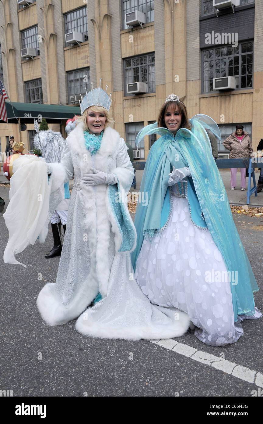 Joan Rivers And Melissa Rivers Stock Photos & Joan Rivers And ...
