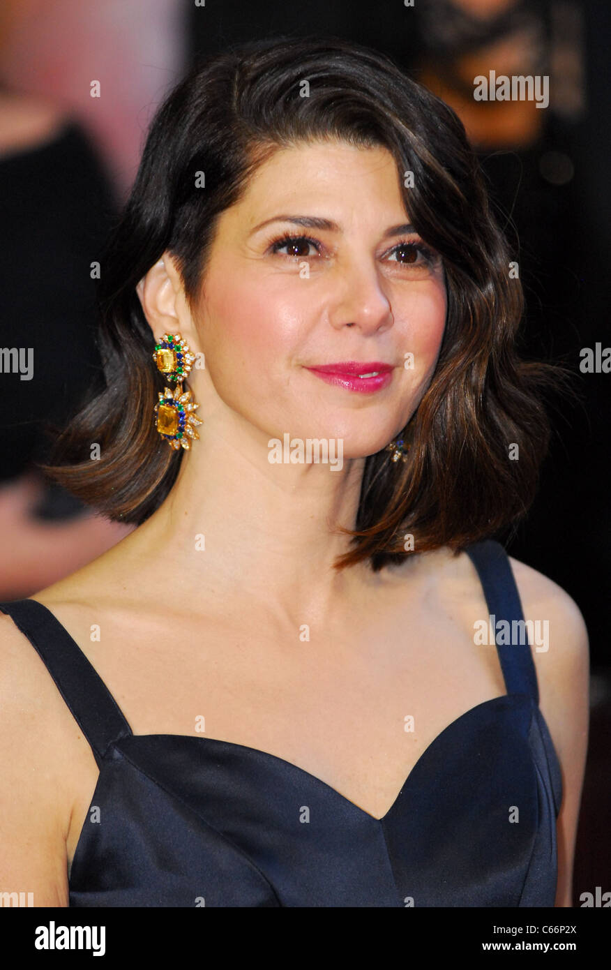 Marisa Tomei at arrivals for The 83rd Academy Awards Oscars - Arrivals Part 2, The Kodak Theatre, Los Angeles, CA - Stock Image