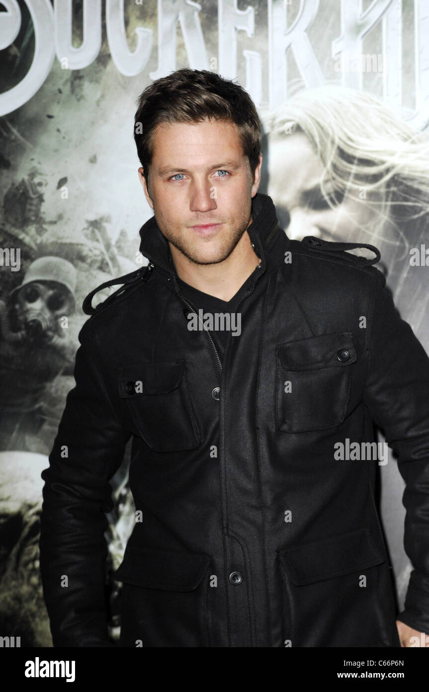 Ross Thomas at arrivals for SUCKER PUNCH Premiere, Grauman's Chinese Theatre, Los Angeles, CA March 23, 2011. - Stock Image