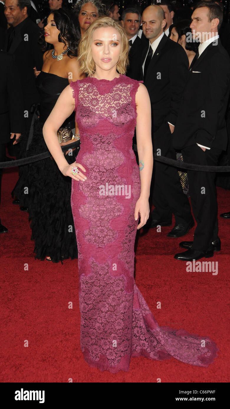 Scarlett Johansson Both Wearing Stock Photos & Scarlett Johansson ...
