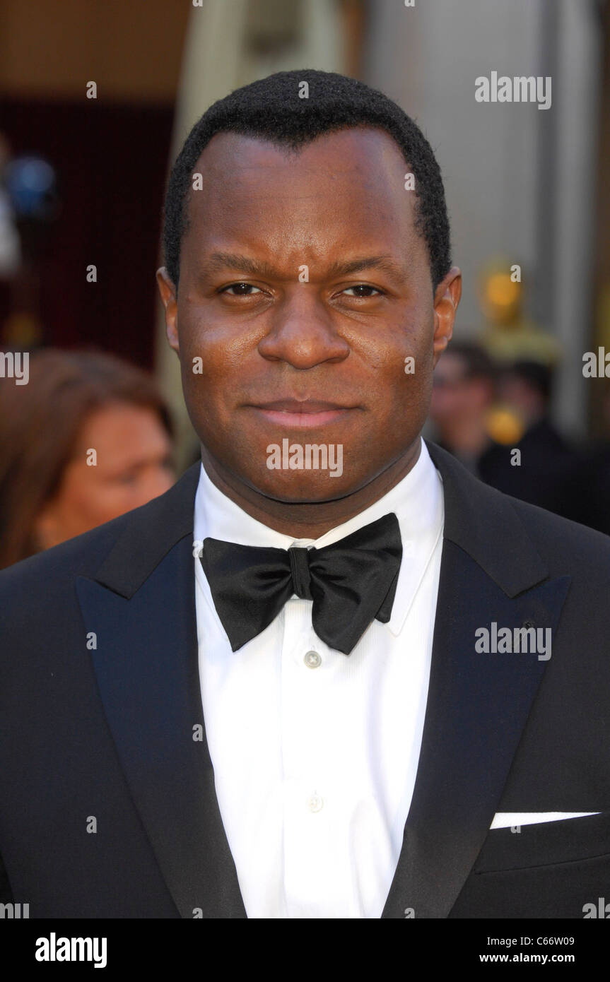 Geoffrey Fletcher at arrivals for The 83rd Academy Awards Oscars - Arrivals Part 1, The Kodak Theatre, Los Angeles, - Stock Image