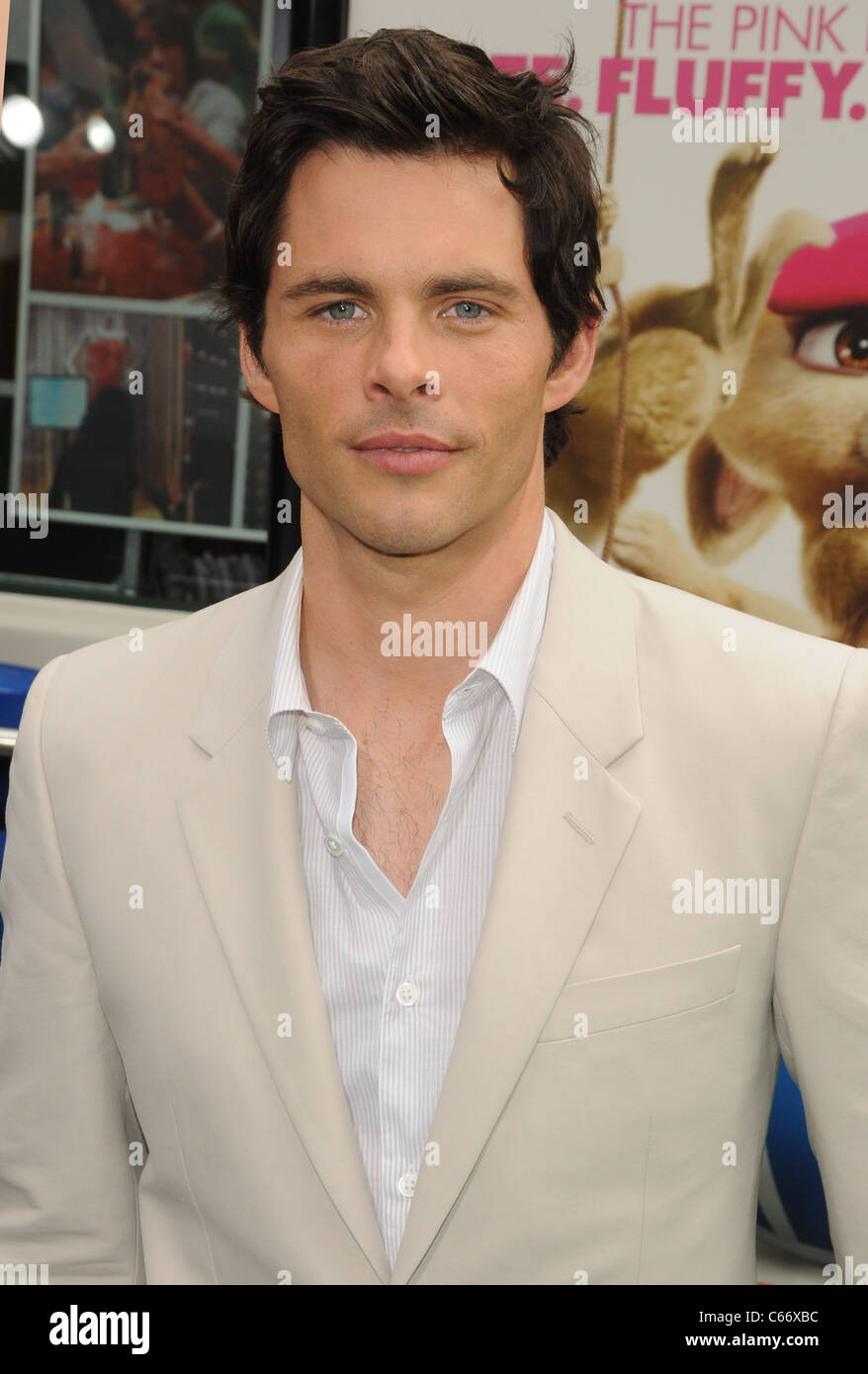 James Marsden at arrivals for HOP Premiere, Universal CityWalk, Los Angeles, CA March 27, 2011. Photo By: Dee Cercone/Everett Stock Photo