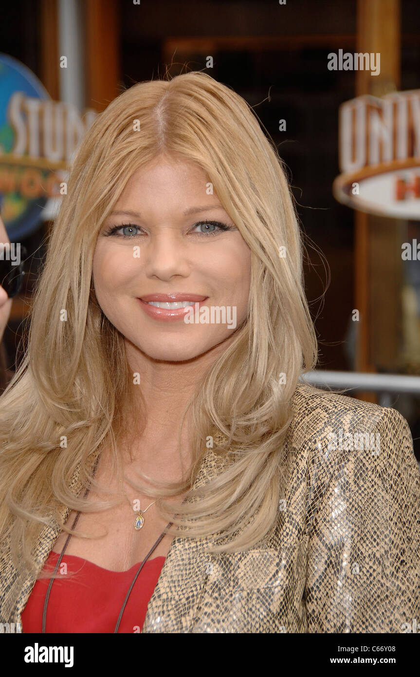 Donna D'Errico at arrivals for HOP Premiere, Universal CityWalk, Los Angeles, CA March 27, 2011. Photo By: Michael Stock Photo