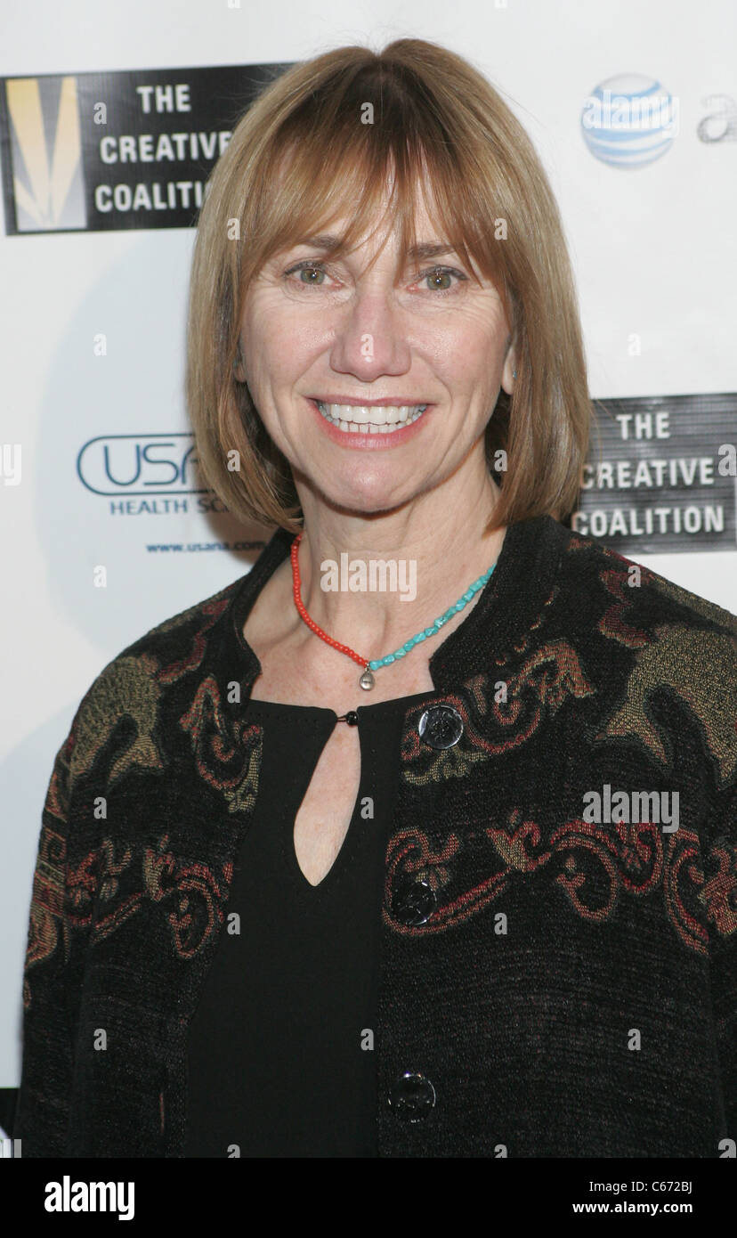 Kathy Baker at arrivals for The 2011 Creative Coalition Spotlight Initiative Awards, TAO at the Lift, Park City, - Stock Image