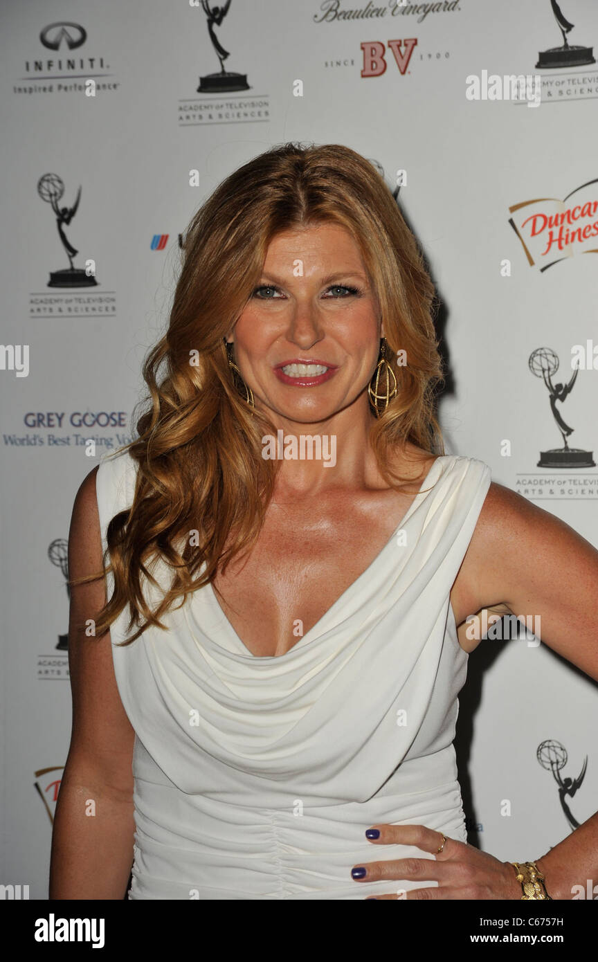 Connie Britton at arrivals for 62nd Primetime Emmy Awards Performers Nominee Reception, Spectra by Wolfgang Puck - Stock Image