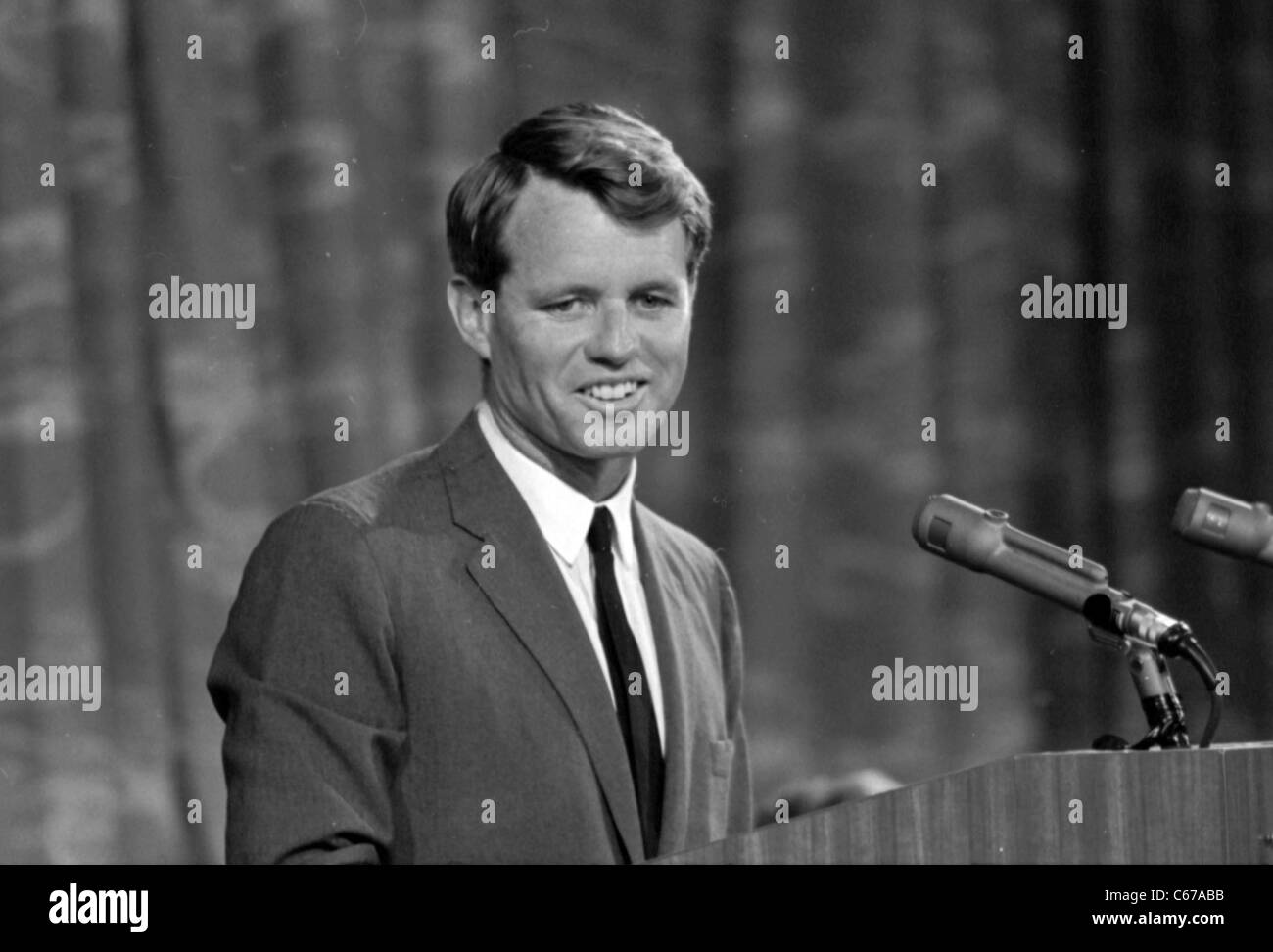Robert Kennedy - Stock Image