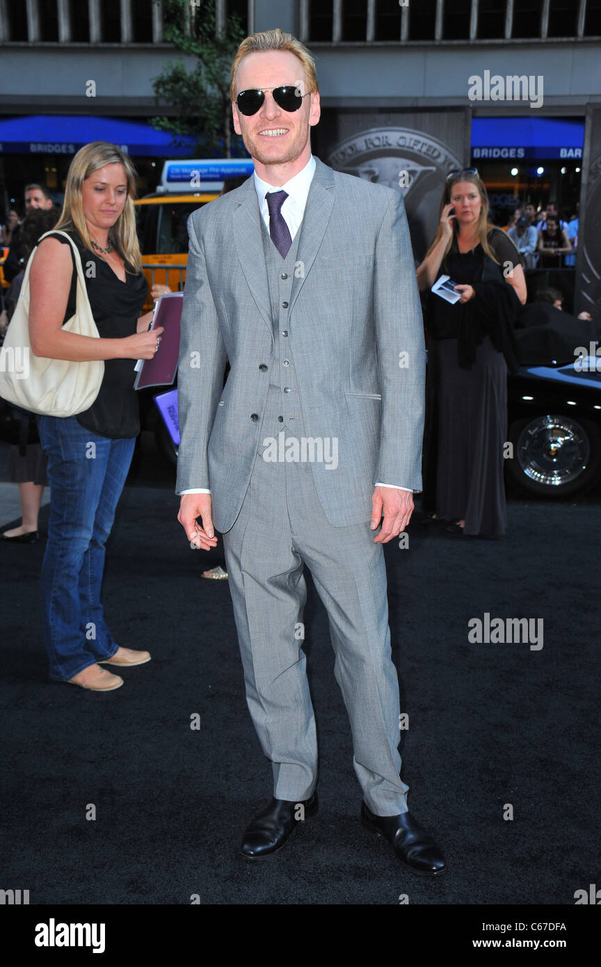 Michael Fassbender at arrivals for X-MEN: FIRST CLASS Premiere, The