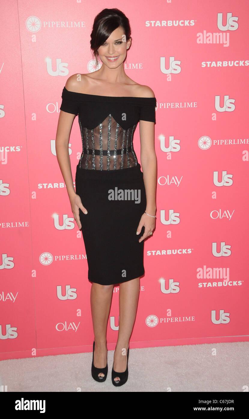 Wearing A Versace Dress Stock Photos & Wearing A Versace Dress Stock ...