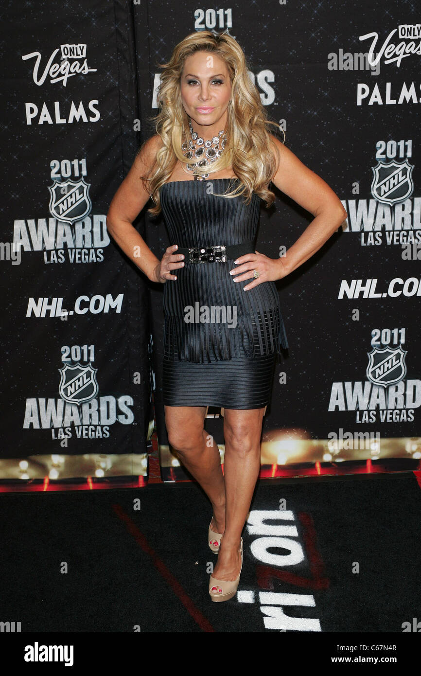 Adrienne Maloof At Arrivals For 2011 National Hockey League Nhl