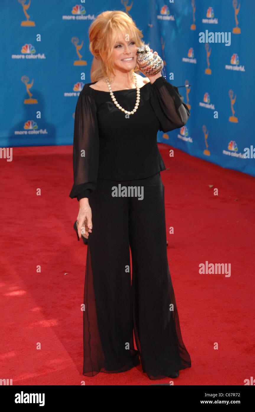 Ann-Margret at arrivals for Academy of Television Arts & Sciences 62nd Primetime Emmy Awards - ARRIVALS, Nokia - Stock Image