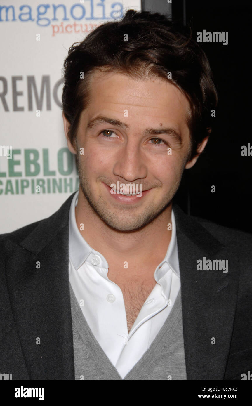Michael Angarano at arrivals for CEREMONY Premiere, Arclight Hollywood, Los Angeles, CA March 22, 2011. Photo By: Stock Photo