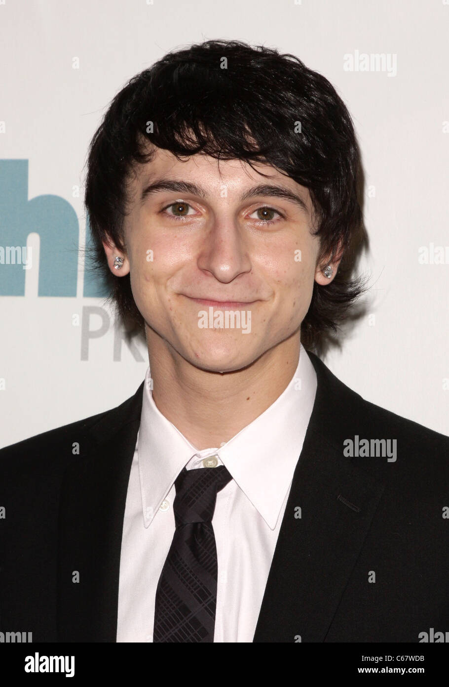 Mitchel Musso at arrivals for The Inaugural Thirst Project Gala, Casa Del Mar, Los Angeles, CA June 29, 2010. Photo - Stock Image