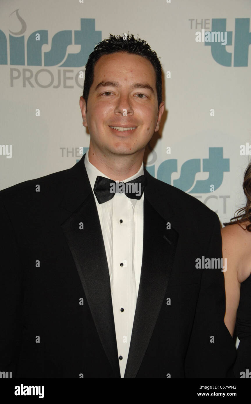 Ken Baumann at arrivals for The Inaugural Thirst Project Gala, Casa Del Mar, Los Angeles, CA June 29, 2010. Photo - Stock Image
