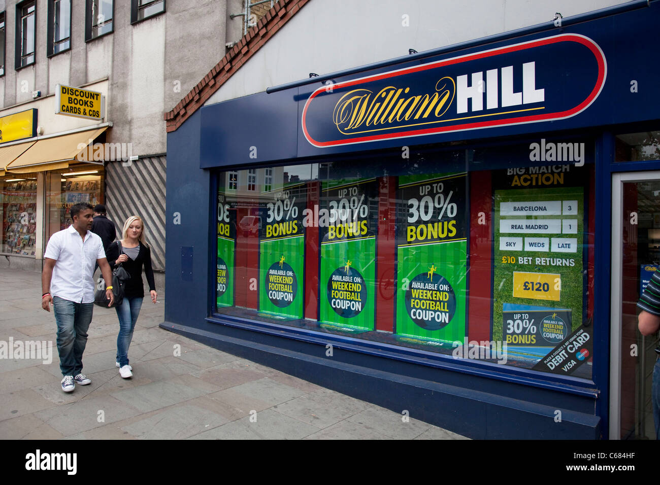 Betting shops in north london tote exacta betting combinations