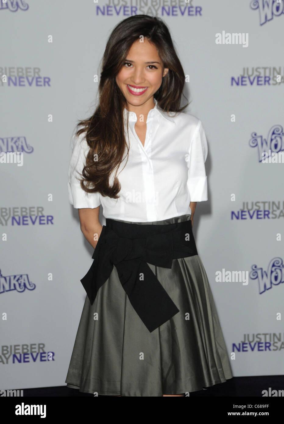 Kelsey Chow Justin Bieber Stock Photos & Kelsey Chow ...