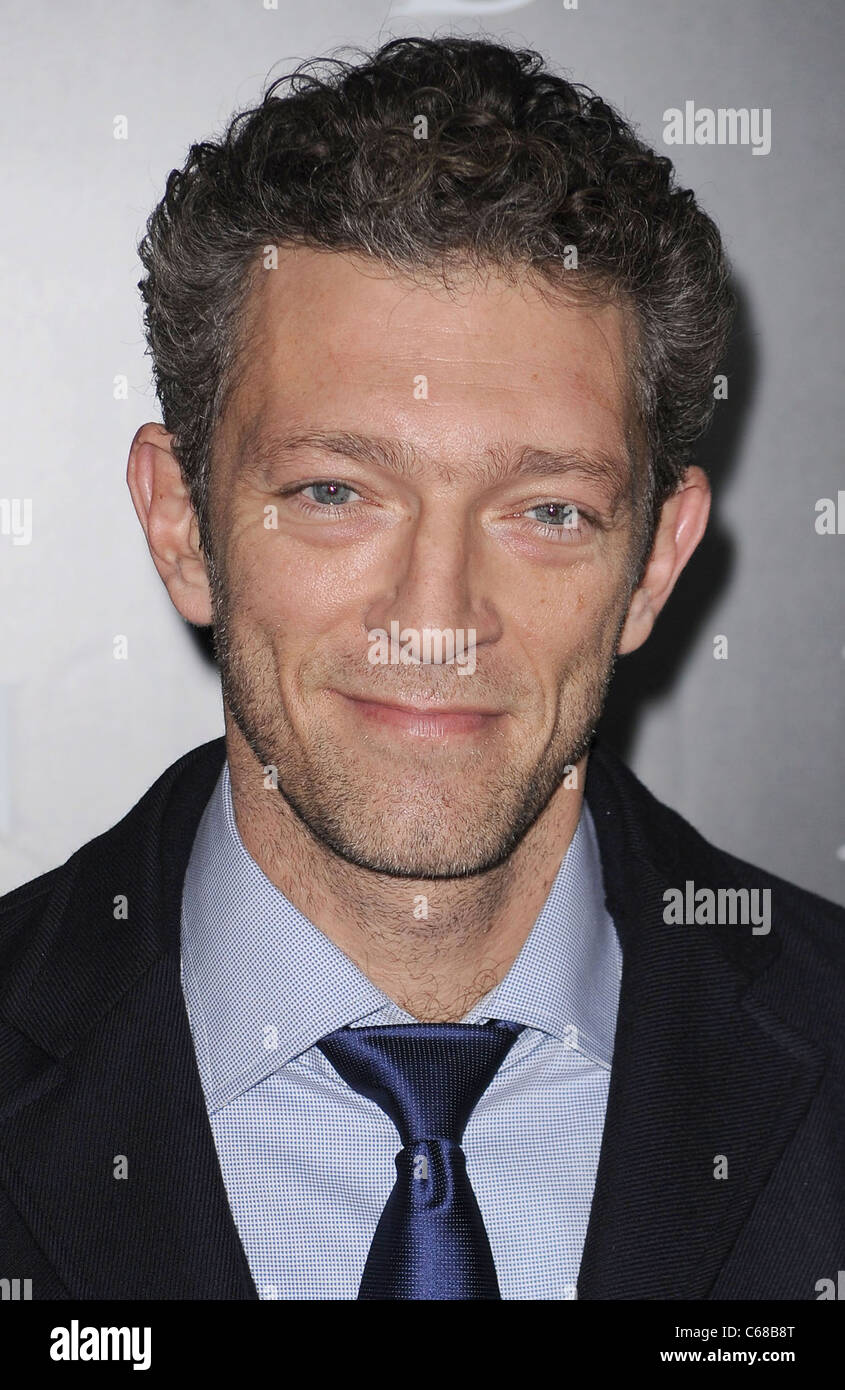 Vincent Cassel at arrivals for BLACK SWAN Premiere, The ...