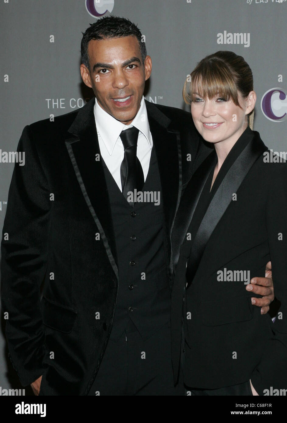 Chris Ivery -- Ellen Pompeo and hubby expecting first