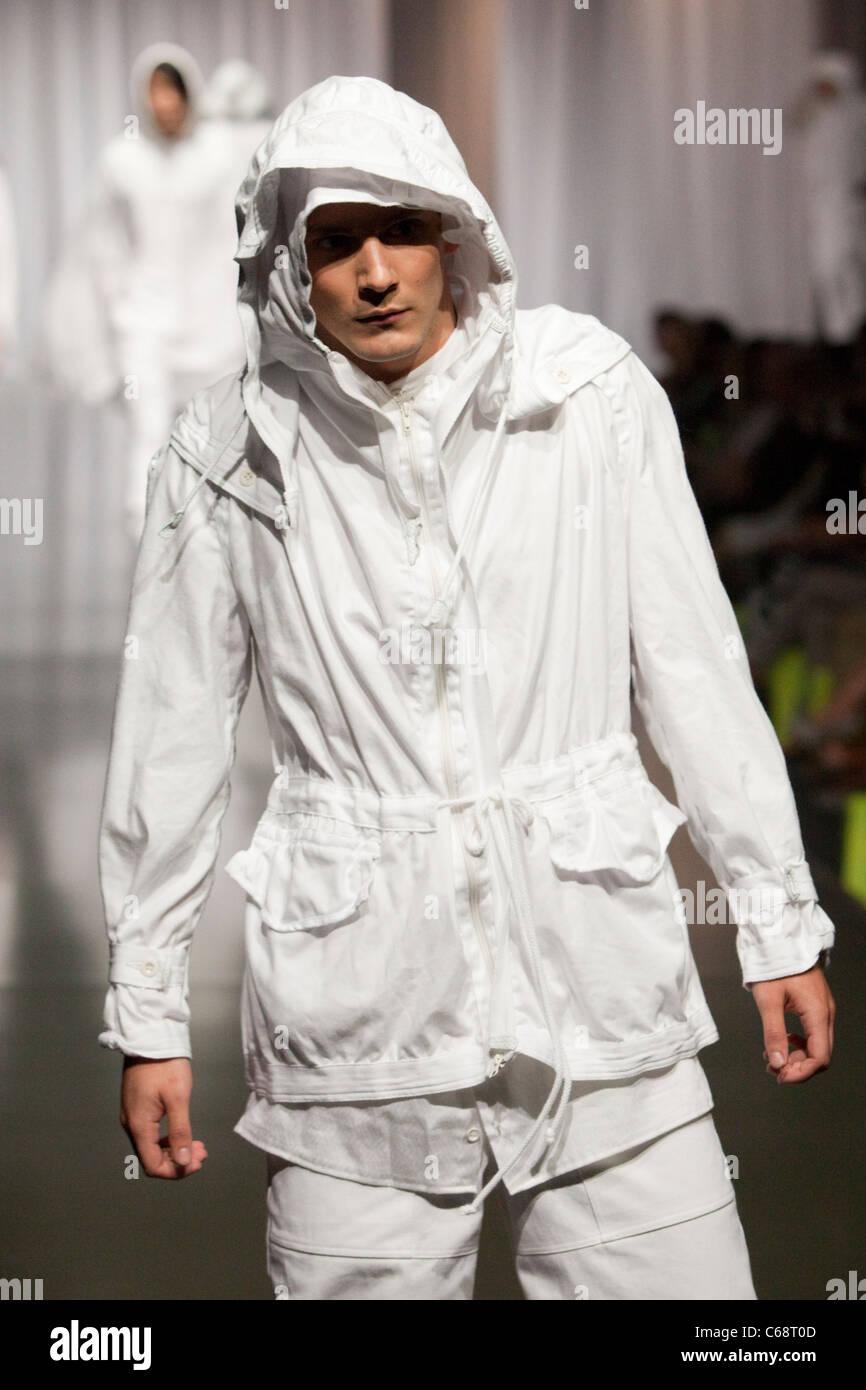 Graduate Fashion Week 2011, Gala Show. Stock Photo