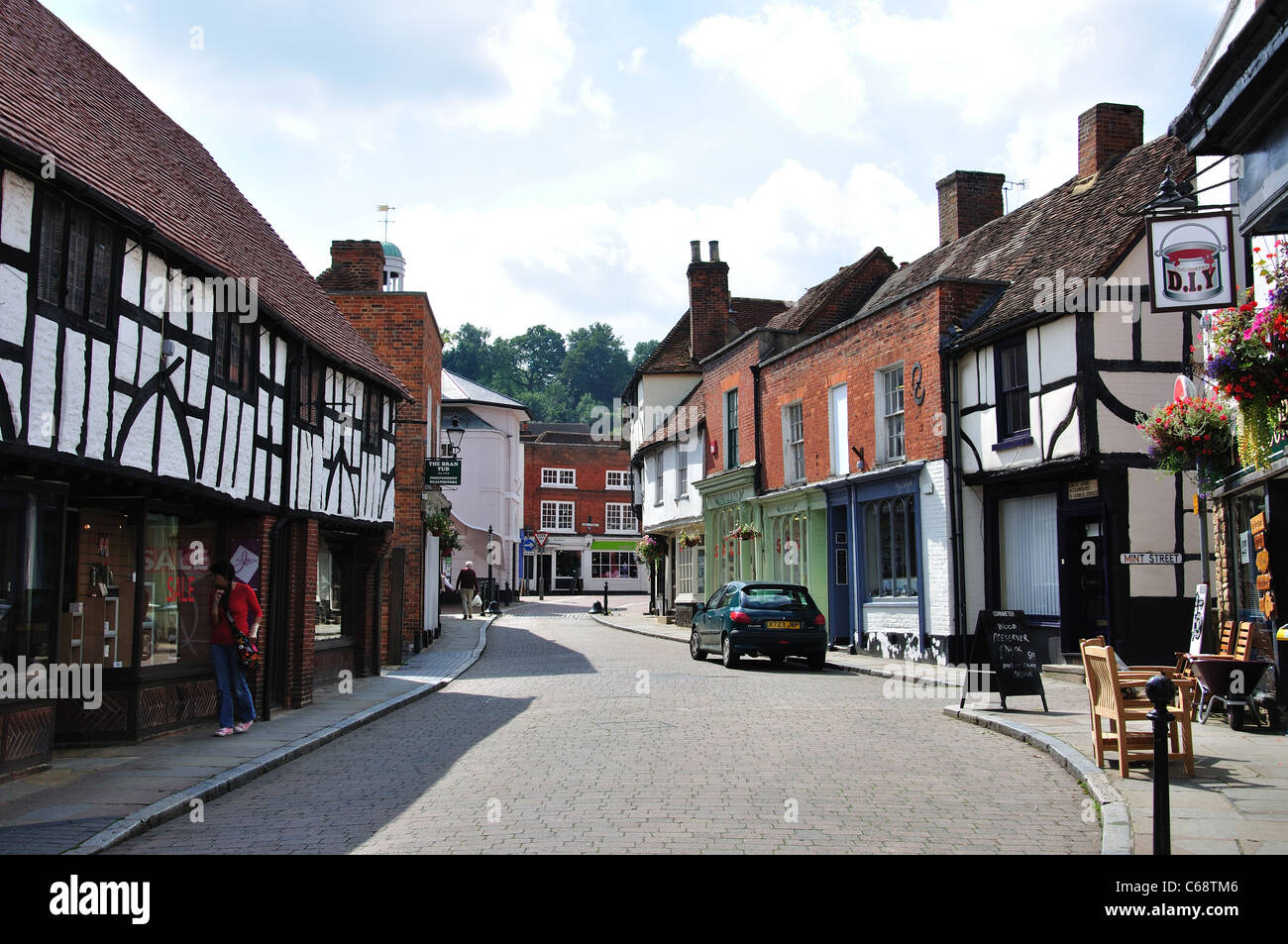 Godalming surrey united kingdom