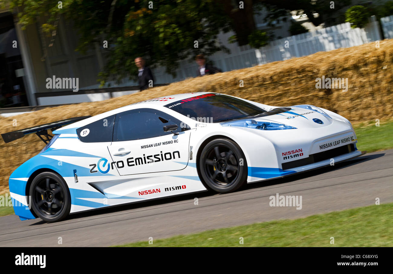 2011 Nissan Leaf Nismo Rc Stock Photos & 2011 Nissan Leaf Nismo Rc ...