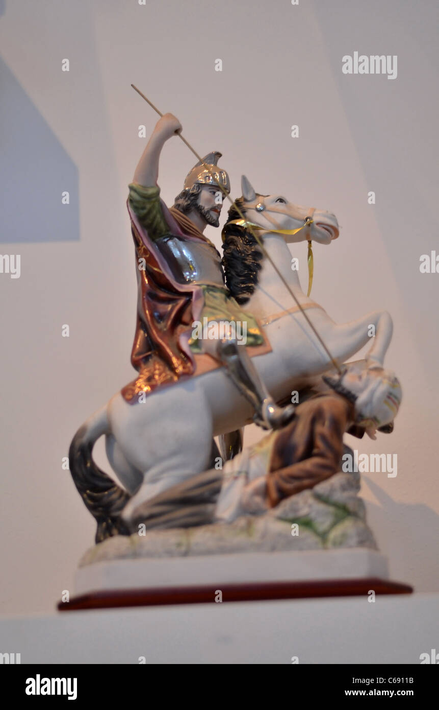 Open Air Museum. Jesus - Stock Image