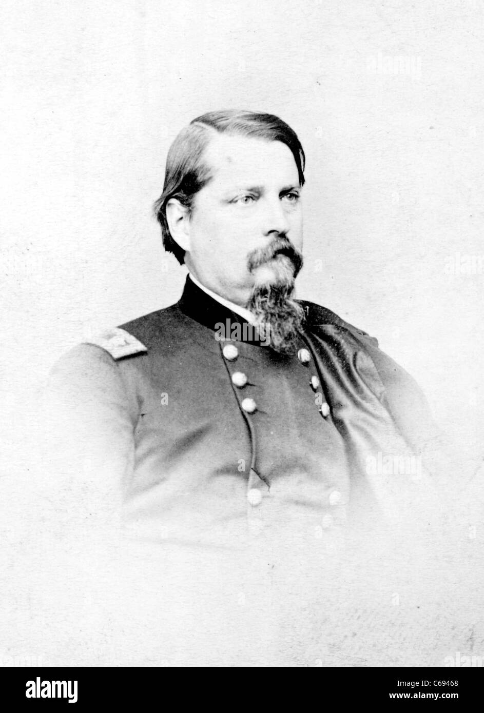 General Winfield Scott Hancock - Stock Image