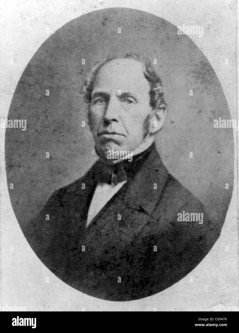 Francis Jackson, abolitionist - Stock Image