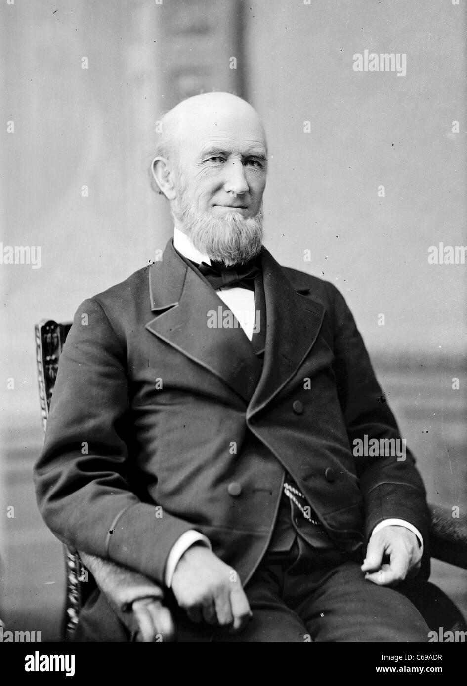 Captain James Buchanan Eads - Stock Image
