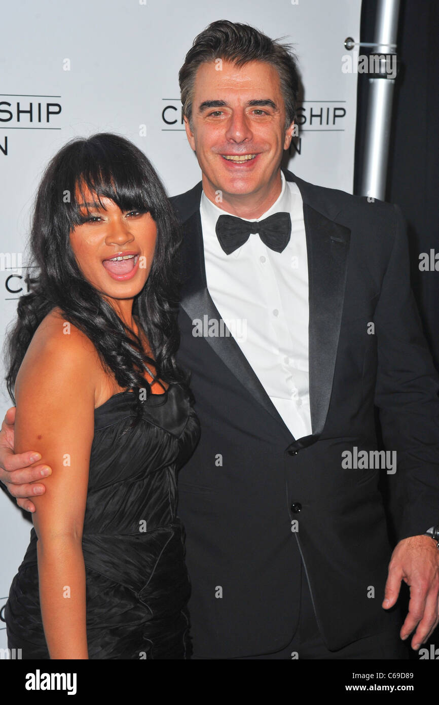Tara Lynn Wilson, Chris Noth at the after-party for THAT CHAMPIONSHIP Stock Photo, Royalty Free ...