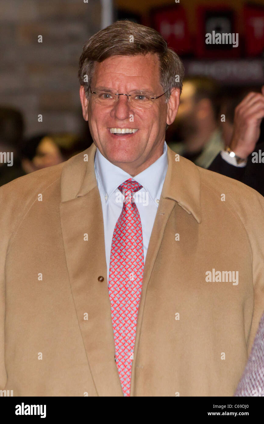Rocky Wirtz at arrivals for THE DILEMMA Premiere, AMC River East Theater, Chicago, IL January 6, 2011. Photo By: - Stock Image