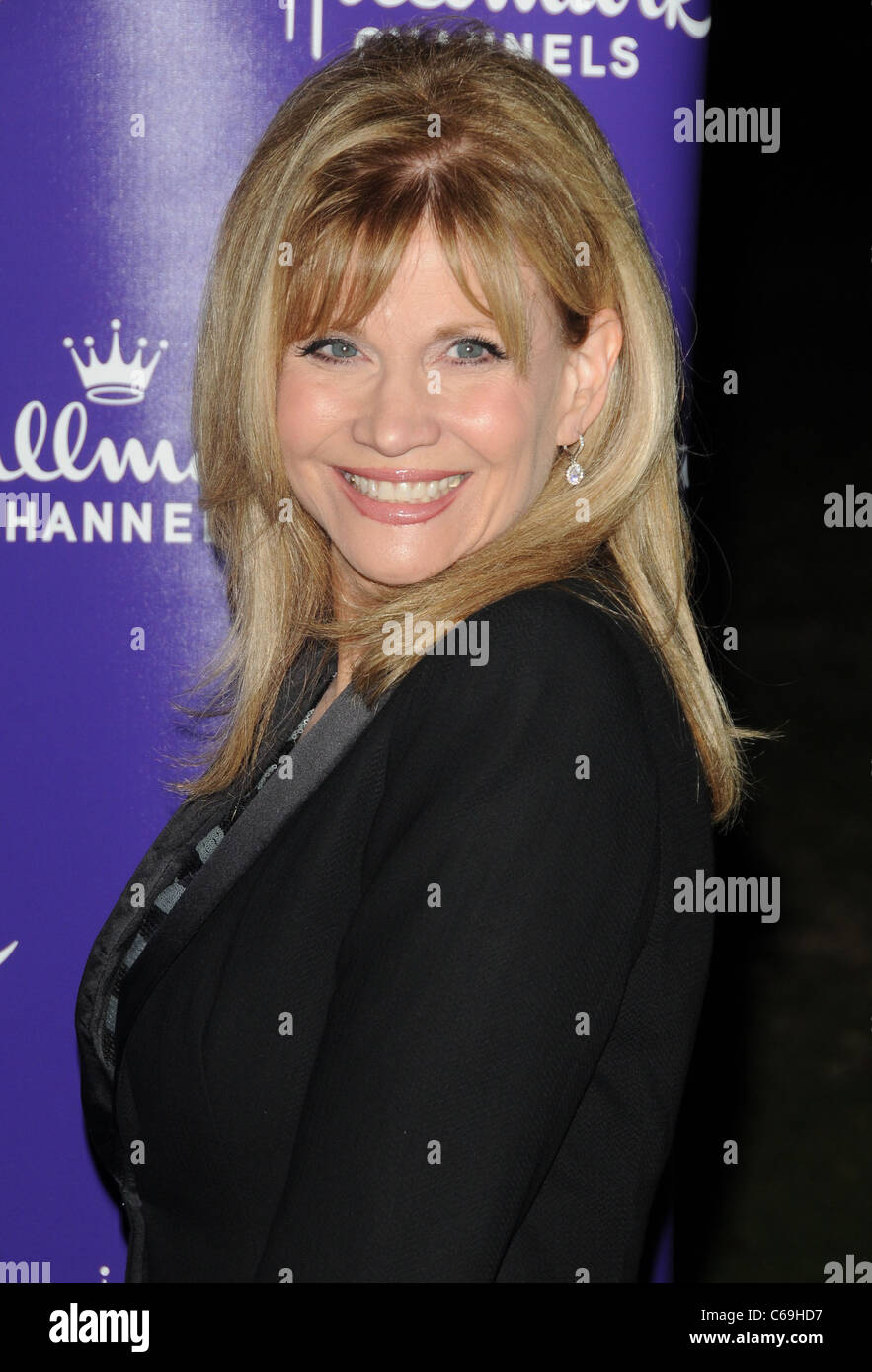 Markie Post at arrivals for Hallmark Channel Winter 2011 TCA Press Tour Evening Gala, Tournament House, Pasadena, - Stock Image