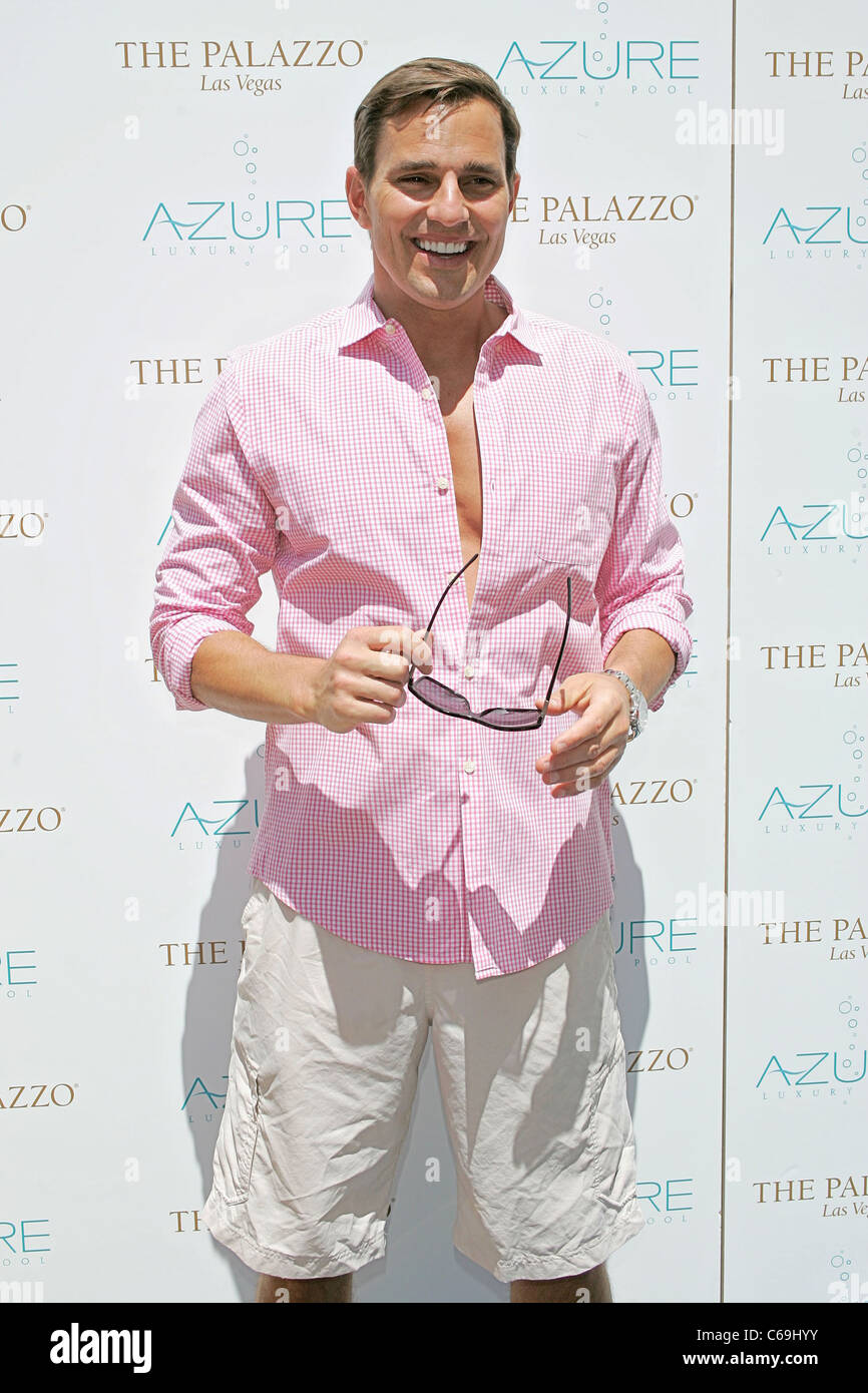 Bill Rancic in attendance for Stereo Loves Saturday at Azure, The Palazzo Resort Hotel Casino, Las Vegas, NV May - Stock Image