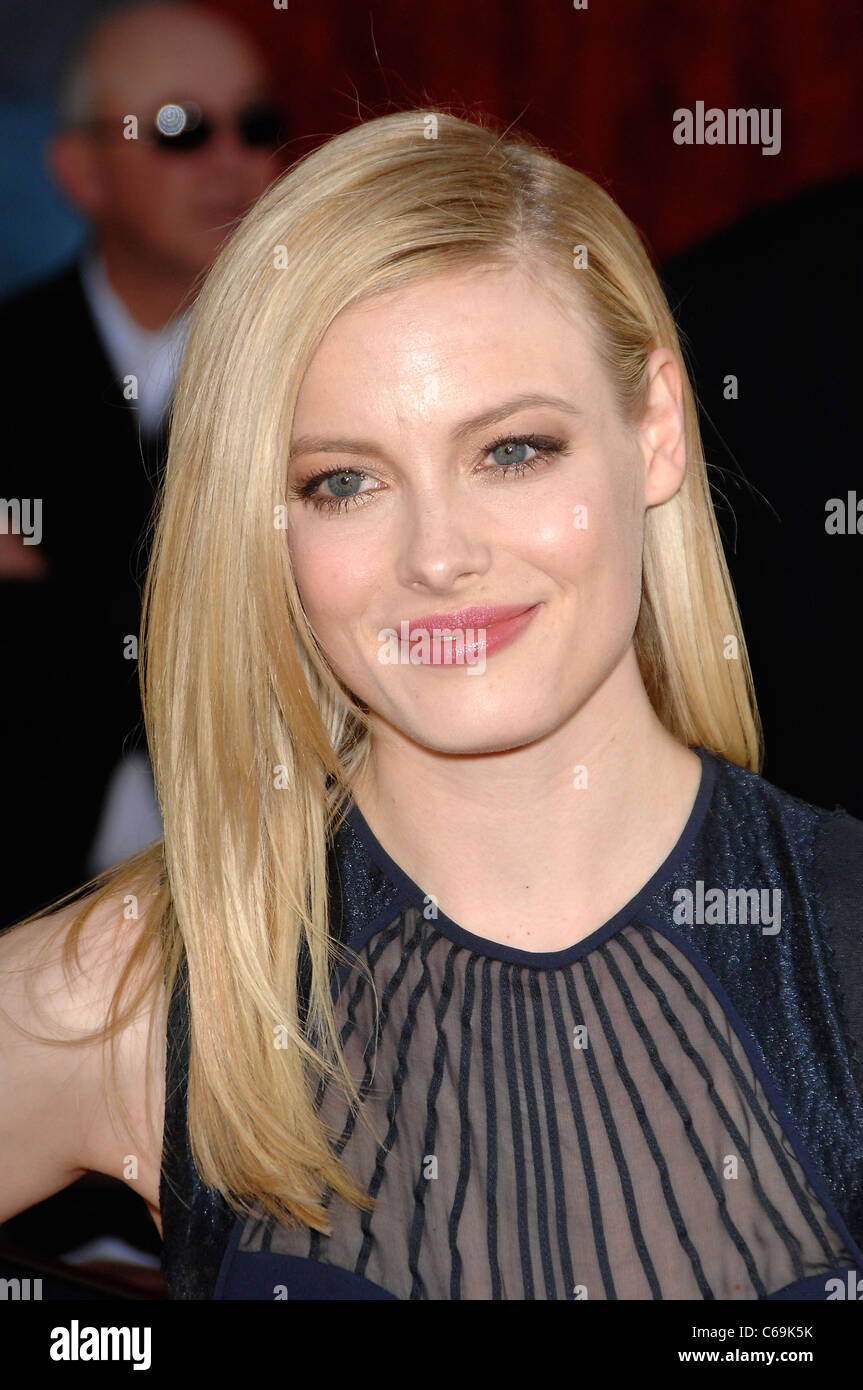 Gillian Jacobs at arrivals for THOR Premiere, El Capitan Theatre, Los Angeles, CA May 2, 2011. Photo By: Michael - Stock Image