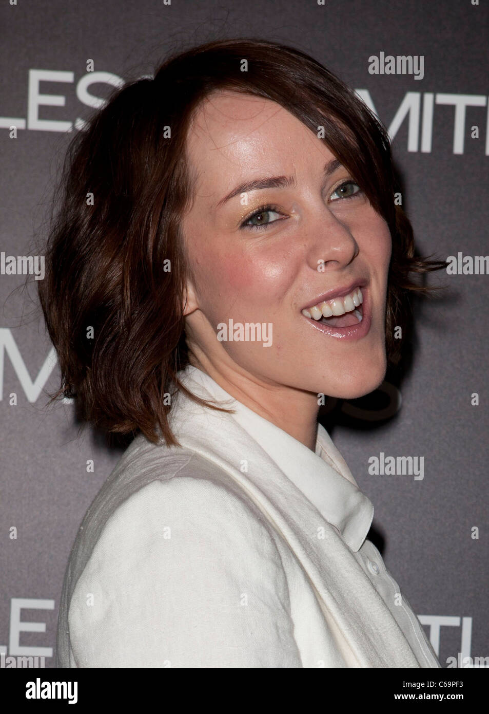 Jena Malone at arrivals for LIMITLESS Premiere, Arclight Hollywood, Los Angeles, CA March 3, 2011. Photo By: Emiley - Stock Image
