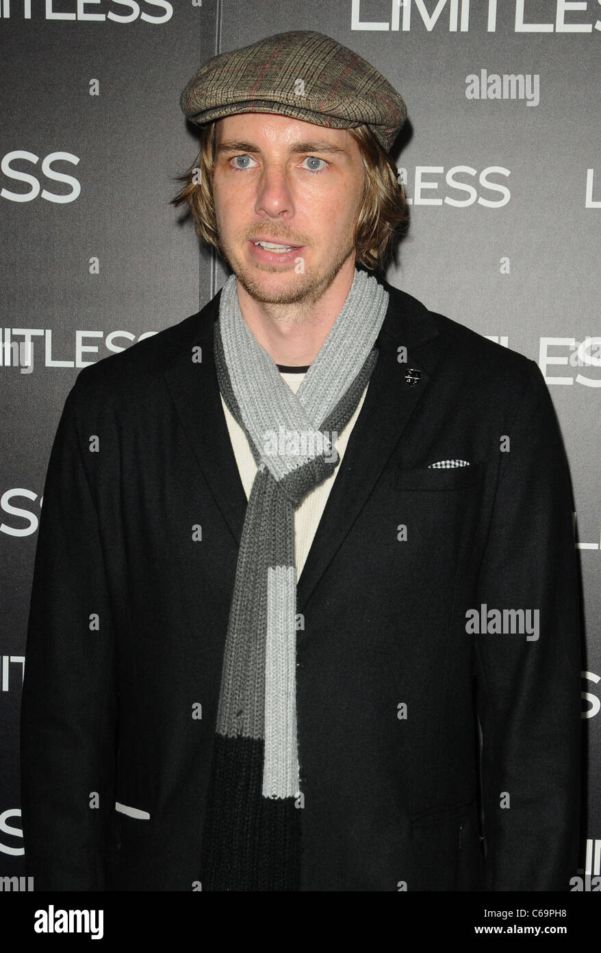 Dax Shepard at arrivals for LIMITLESS Premiere, Arclight Hollywood, Los Angeles, CA March 3, 2011. Photo By: Dee - Stock Image