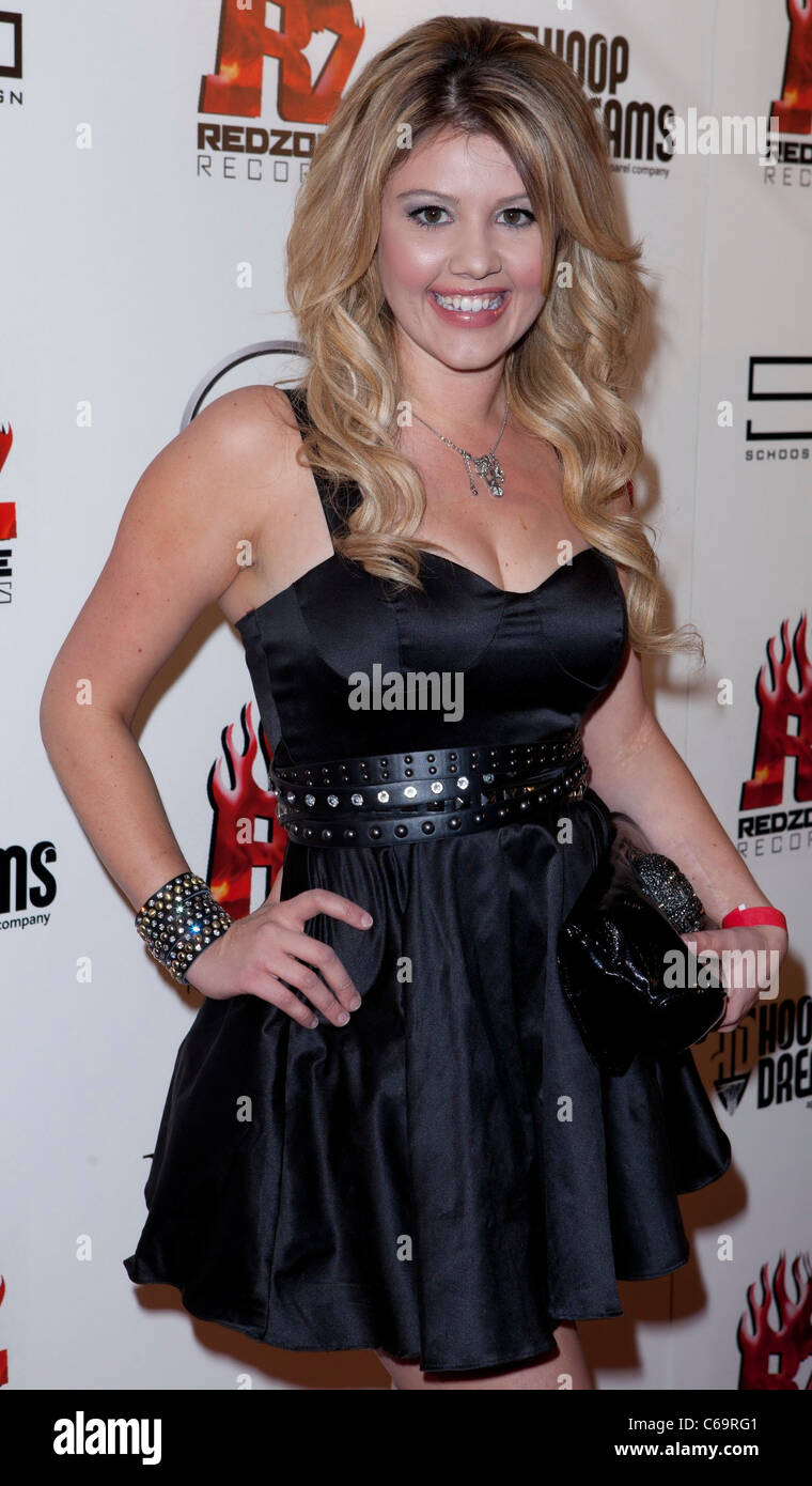 J Smith in attendance for Redzone Entertainment 2011 Grammy Nominations Party, Playhouse Hollywood, Los Angeles, - Stock Image