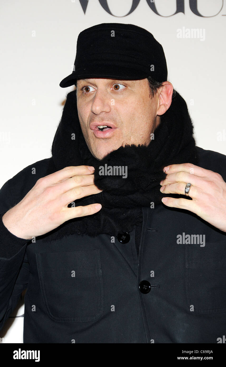 Isaac Mizrahi in attendance for QVC 25 To Watch Party - Mercedes-Benz Fashion Week, 229 West 43rd Street, New York, - Stock Image