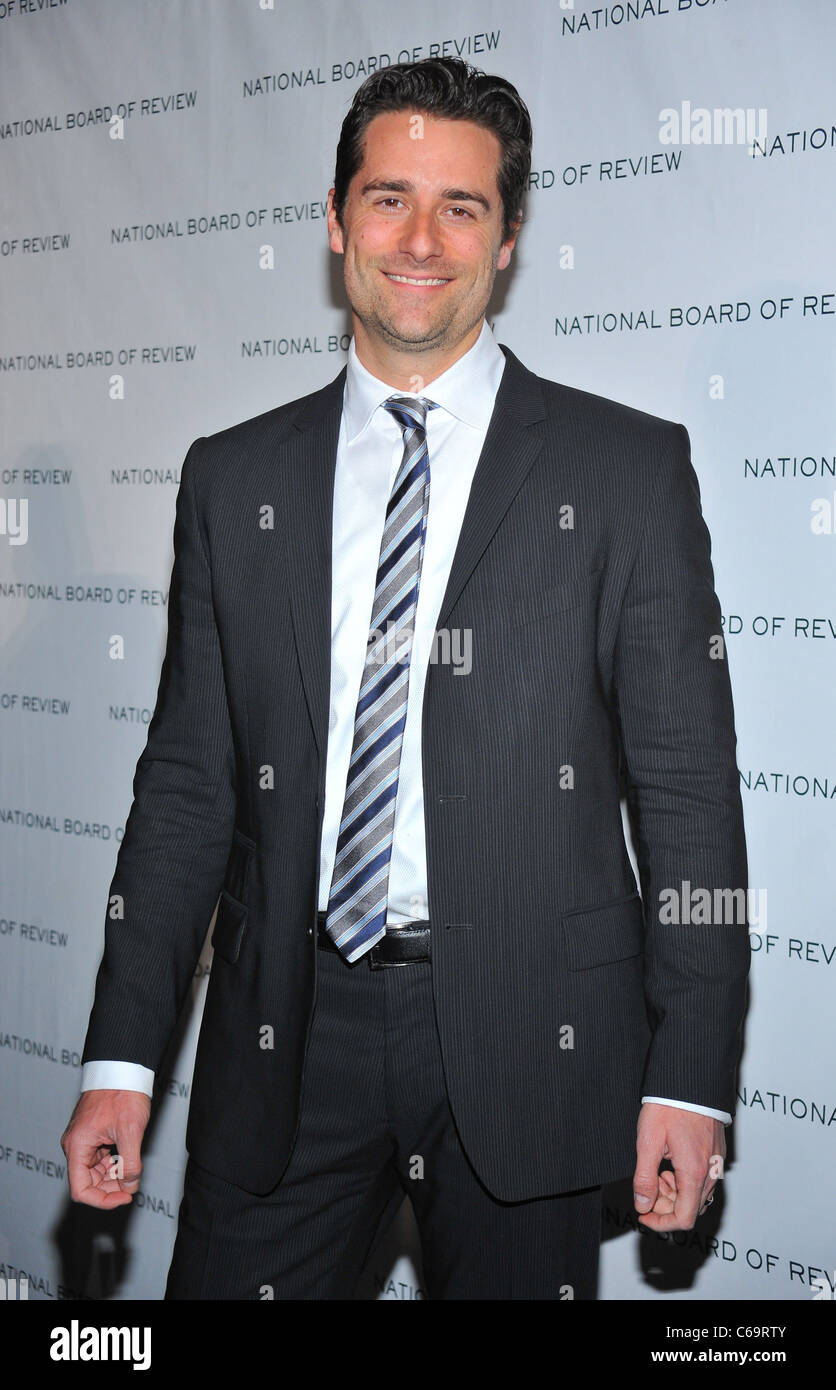 Todd Lieberman at arrivals for The National Board of Review 2011 Awards Gala, Cipriani Restaurant 42nd Street, New - Stock Image