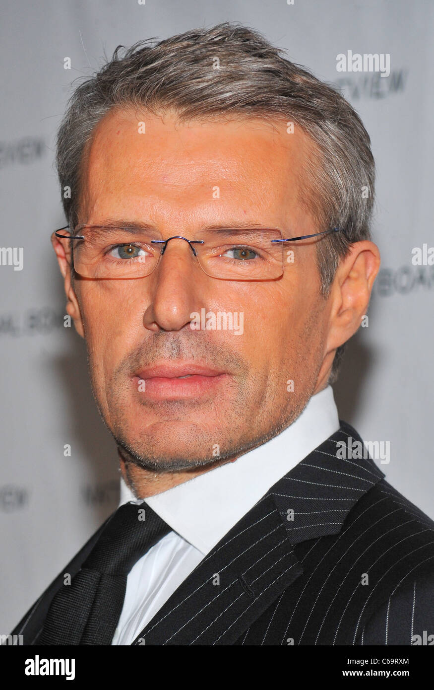 Lambert Wilson at arrivals for The National Board of Review 2011 Awards  Gala, Cipriani Restaurant 42nd Street, New York, NY January 11, 2011.