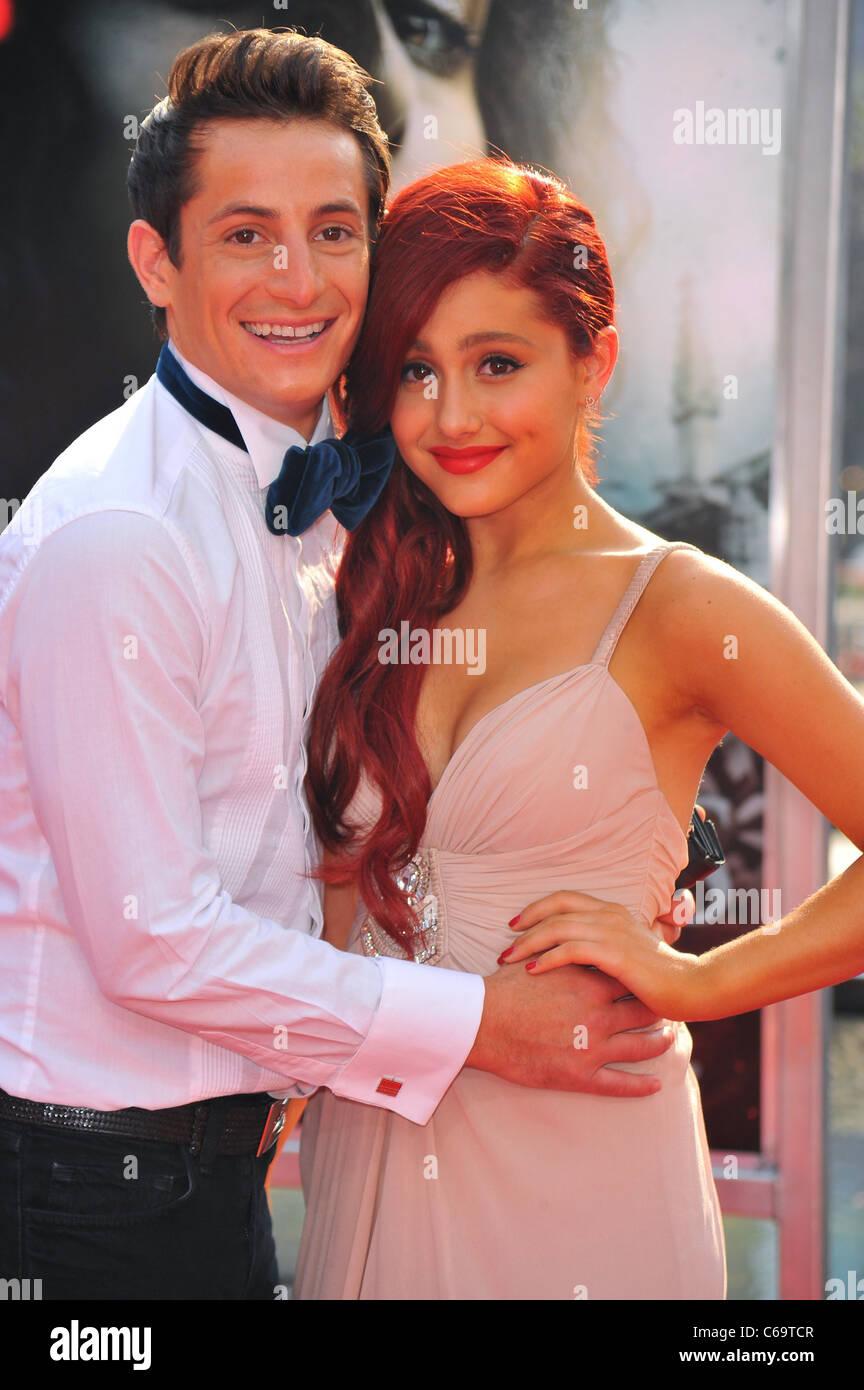 Är Ariana Grande dating någon nu
