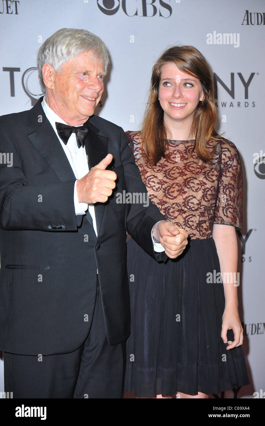 Robert Morse at arrivals for American Theatre Wing's 65th Annual Antoinette Perry Tony Awards - ARRIVALS, Beacon - Stock Image