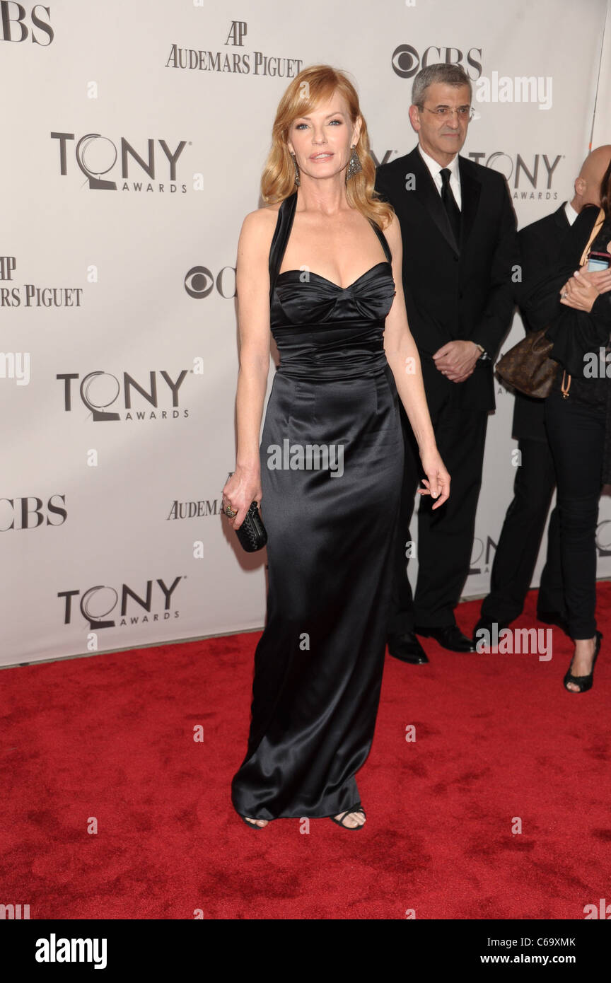 Marg Helgenberger  at arrivals for American Theatre Wing's 65th Annual Antoinette Perry Tony Awards - ARRIVALS, Stock Photo