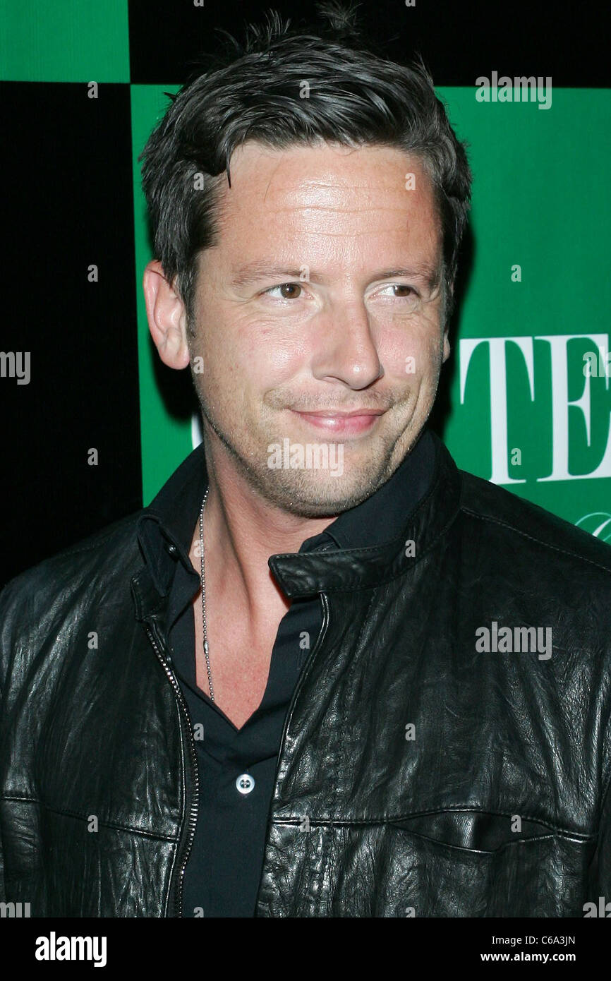 Ross McCall in attendance for Celebrities Out and About at Chateau, Chateau Nightclub & Gardens at Paris Las - Stock Image